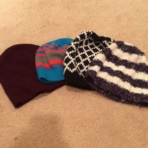 Collection of Winter Hats